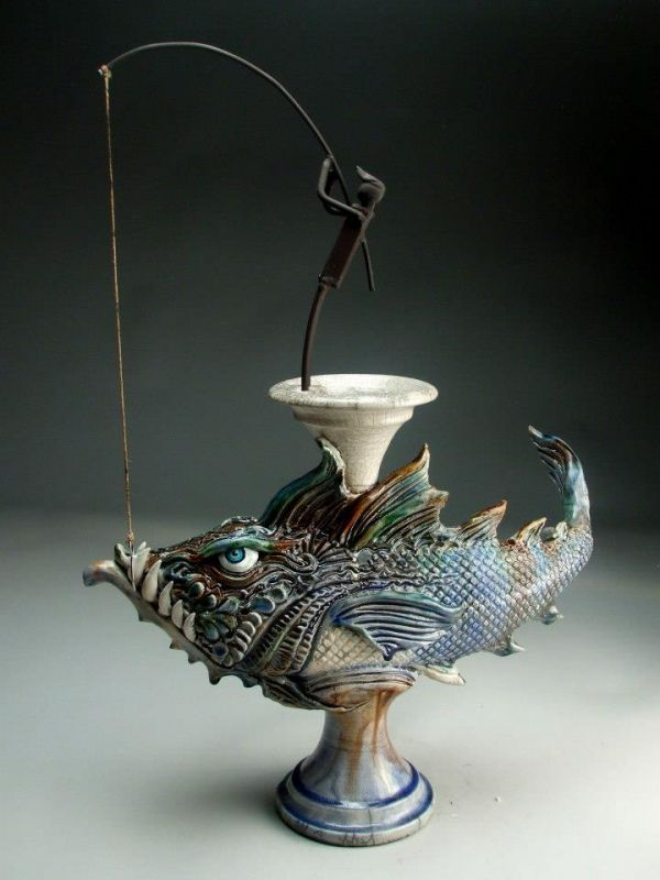 The Whimsical Pottery Of Mitchell Grafton Neatorama