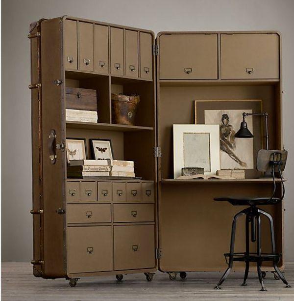 Restoration Hardware Bookcase