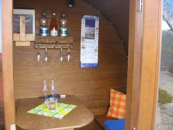 Wine Barrel Country Cabins Neatorama