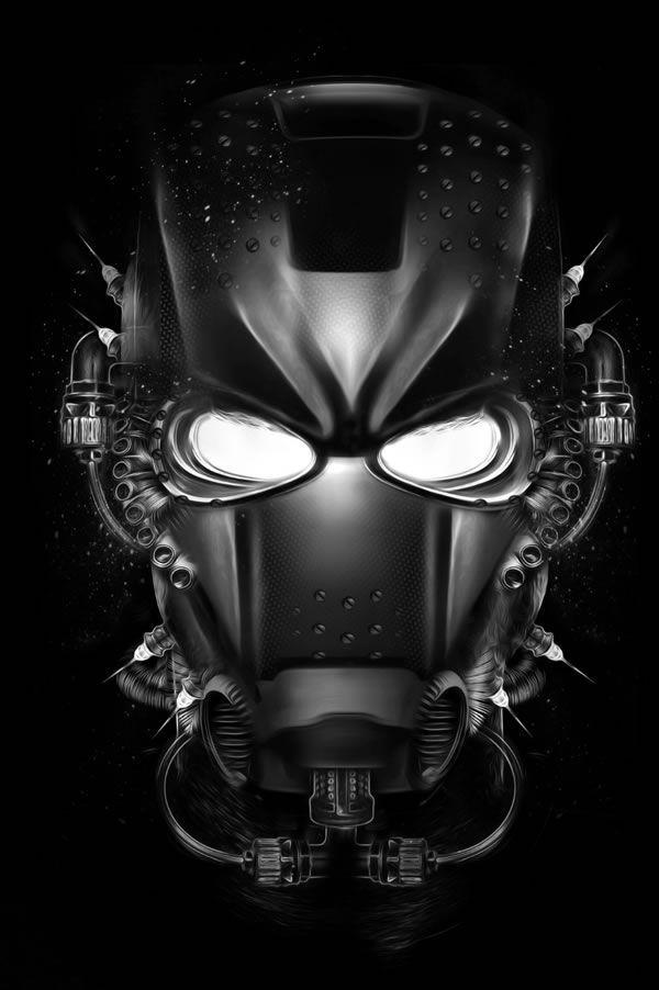 Fantasmagorik Superher...