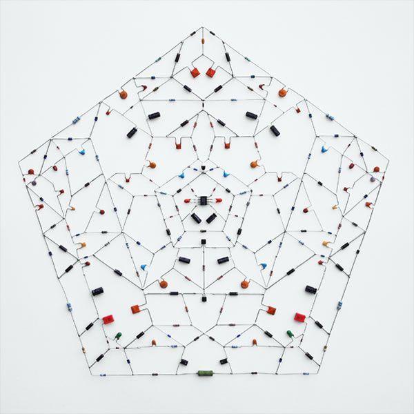 technological mandalas by leonardo ulian