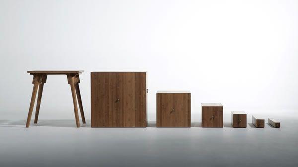 Fibonacci Cabinet Neatorama