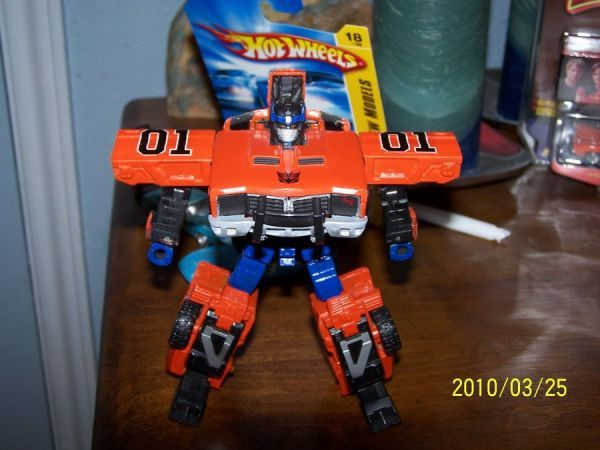 Dukes Of Hazzard Transformer Neatorama