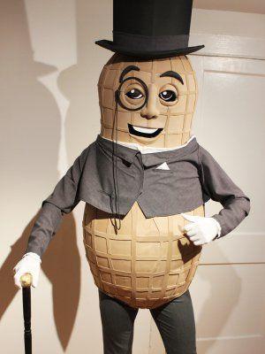 Infant Little Peanut Costume - Funny Baby Peanut Costume