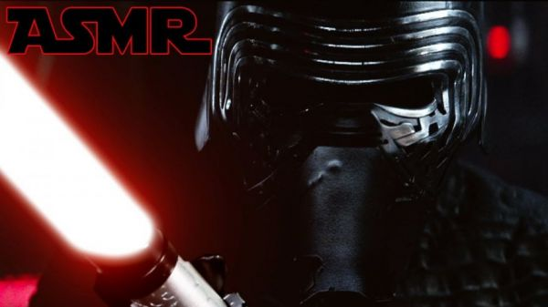 Watch Kylo Ren Use Your ASMR Triggers To Interrogate You