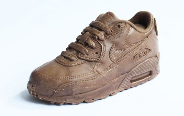 The All Chocolate Nike Air Max 90 Sneaker