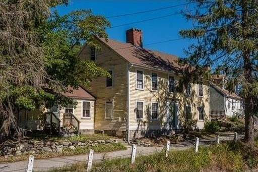 The Oldest House for Sale in the U.S.