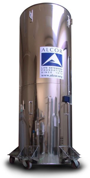 research paper cryonics A dying young woman's hope in cryonics and a future  the research, limited so far to small bits of dead animal brain, had the usual goals of advancing knowledge and improving human health.