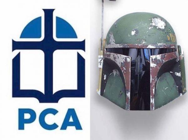 New Logo for the Presbyterian Church of Tatooine
