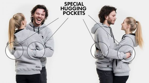 Hoodies Made Specifically for Hugging