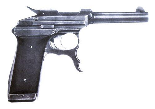 White-Merrill pistol
