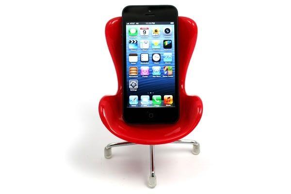Chair Cell Phone Holder Neatorama