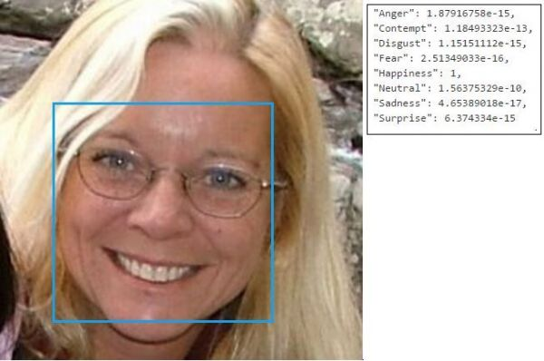 Man, Danica Facial emotion software woman