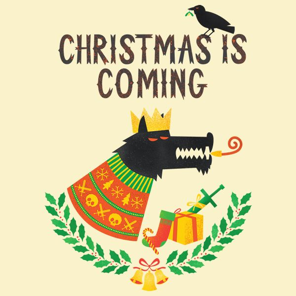 Tis The Season For These Geeky Christmas Themed T-Shirts - Neatorama