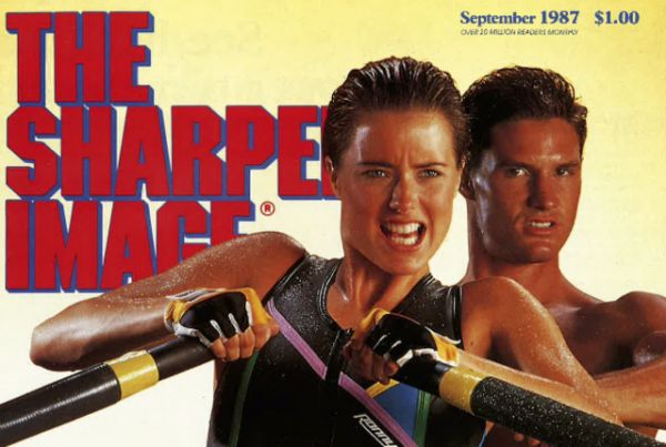 What The Sharper Image Catalogs Say About Life In The 1980s
