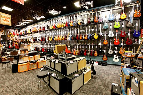 Whether you need a quick adjustment to make your guitar easier to play, or a complete guitar rebuild, we have the tools and know-how to take care of your instrument. Guitar Center Fredericksburg can also help build a maintenance plan that fits you and your guitar or .