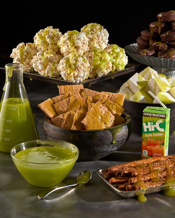 Don't Just Sip Your Ecto Cooler -Eat It