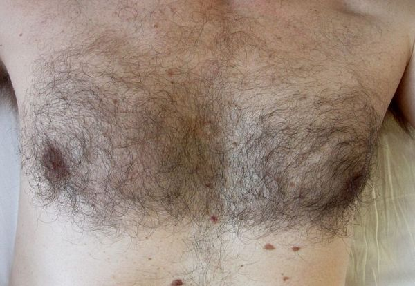 Fashion Trend: Chest Hair (For Men)