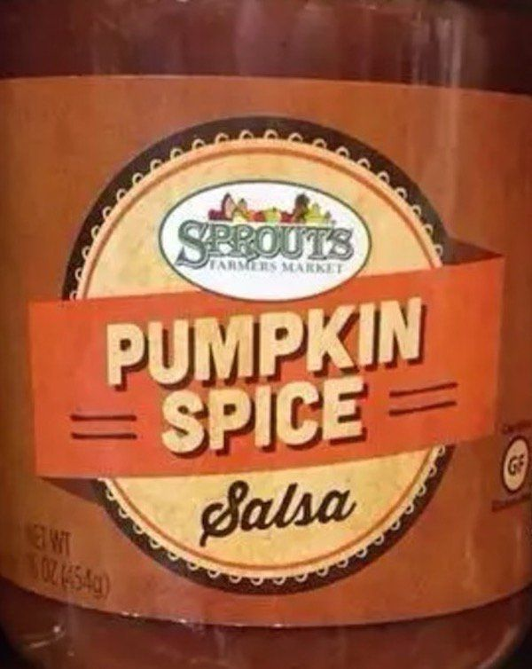Invasion Of The Pumpkin Spice