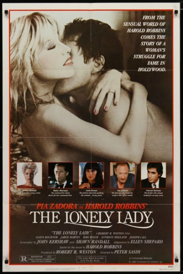 The Lonely Lady- Worst Film Of All Time Or Trash Cinema Masterpiece?