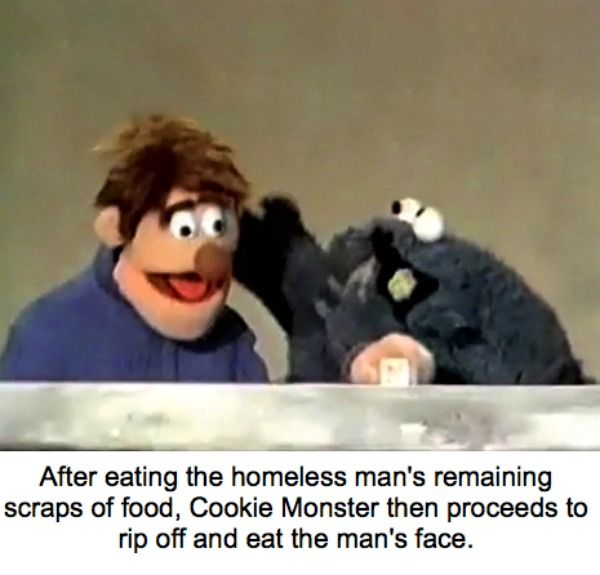 Funny Muppet Meme: These Sesame Street Memes Will Put An Uncomfortable Spin