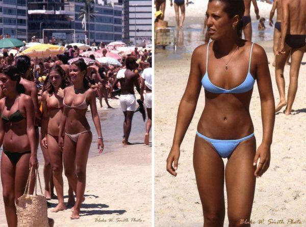 Color Photos Of The Rio Beaches In The 1970s Neatorama