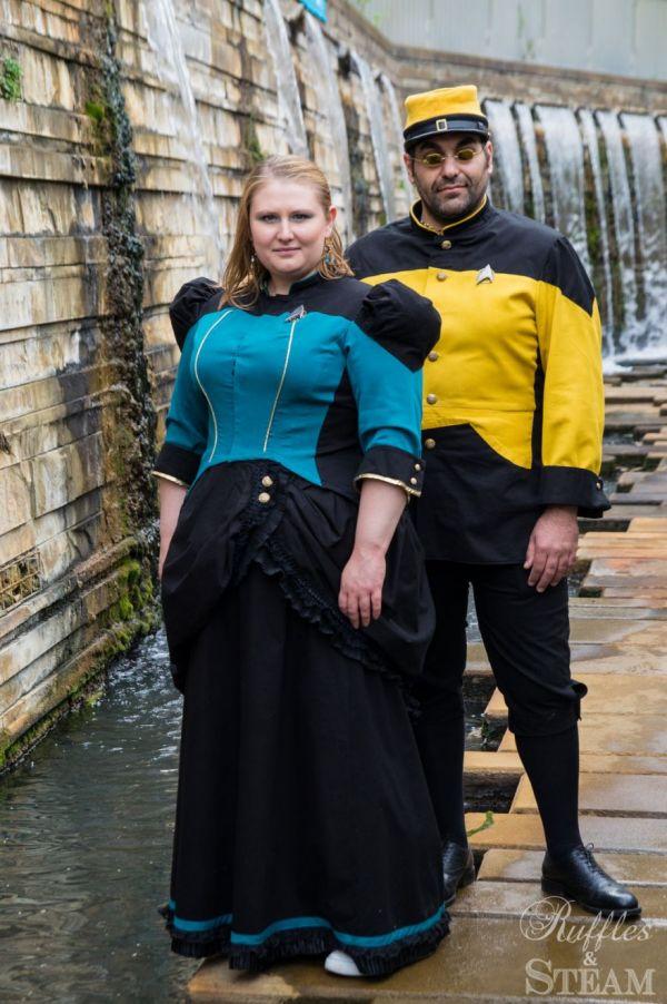 trek sexy cosplay Star