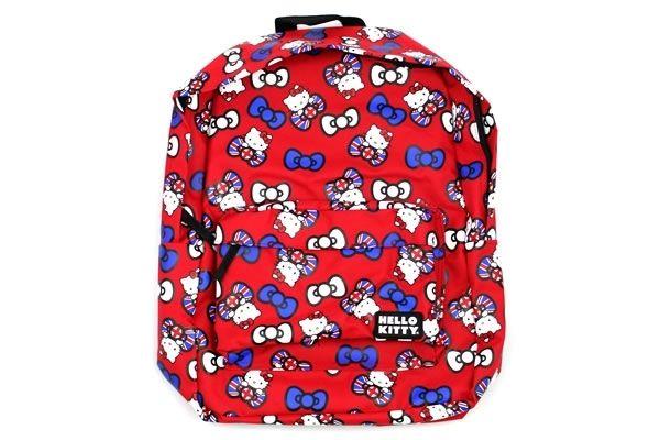Hello Kitty British Backpack b326fde0c13ca