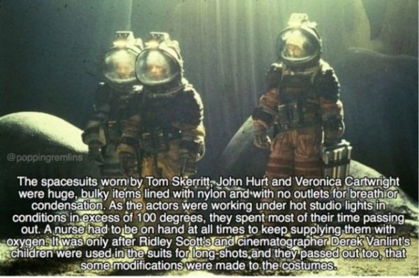 26 Interesting Facts about the Movie <i>Alien</i>