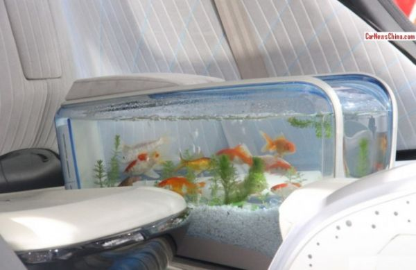 Concept Car Has A Built In Fish Tank Neatorama