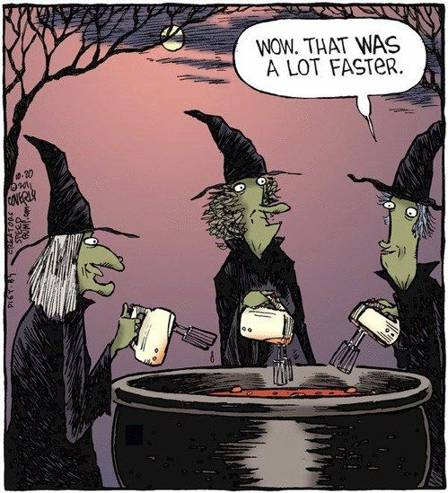 How Modern Witches Brew - Neatorama