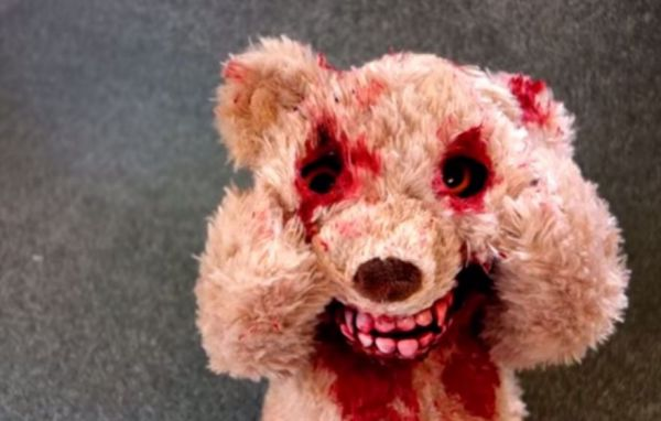 the most terrifying teddy bear ever created