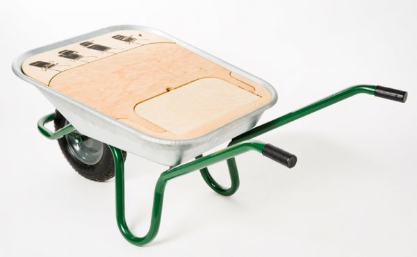 Two German Designers, Sascha Urban And Dorothea Wirwall, Developed This  Chair. They Call It The U201cLoungebarrow.u201d Itu0027s A Wheelbarrow With A Plywood  Cover. Great Ideas