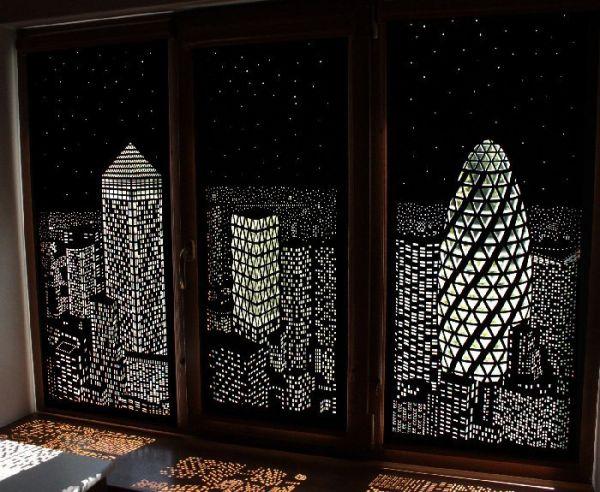 cityscape blinds neatorama