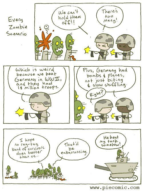 Every Zombie Apocalypse