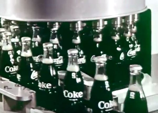 How Coca-Cola is Bottled