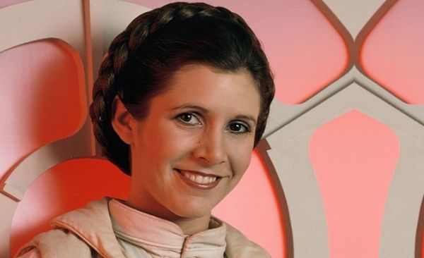 Fun Facts About Carrie Fisher
