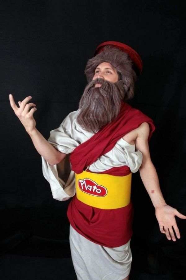 A Fun Collection Of Punny Halloween Costumes Anyone Can DIY ...