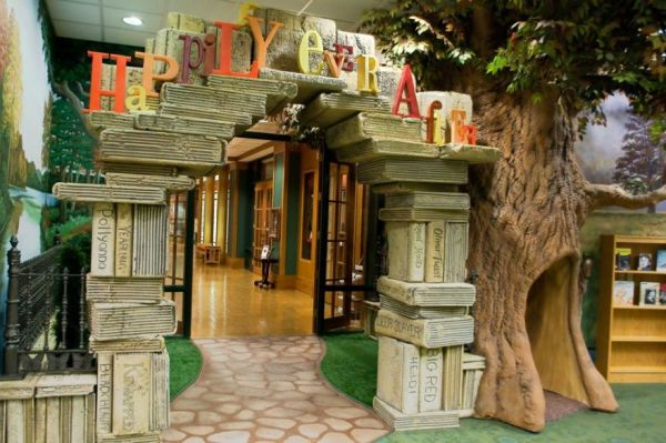 8 Children S Libraries That Make You Wish You Were A Kid