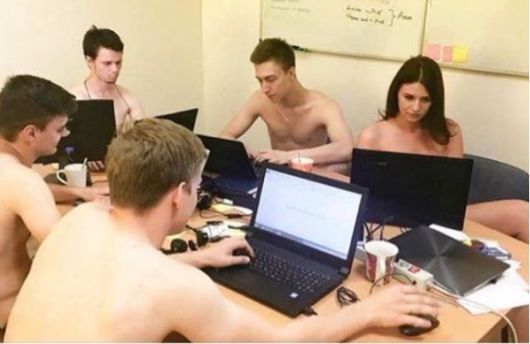 Belarusians Strip Naked after Accidental Order from Their Dictator