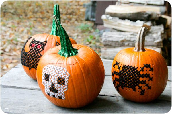 39 Awesomely Different Pumpkin Ideas Neatorama