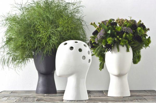 I Want a Wig Vase