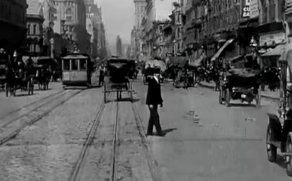 Market Street, San Francisco, 1906
