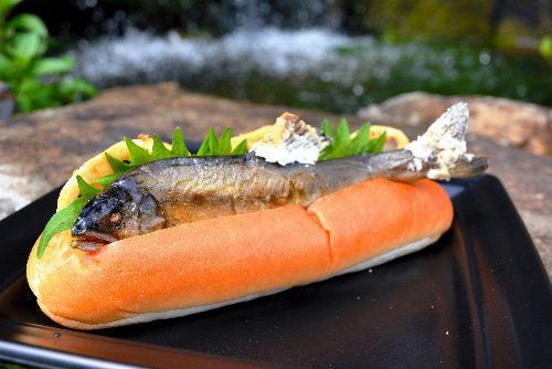 Care For A Fish Hot Dog Neatorama