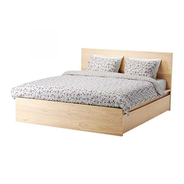 Great IKEA makes great slatted beds too so it us no surprise that their MALM line made the MVP roster especially considering they start at just over