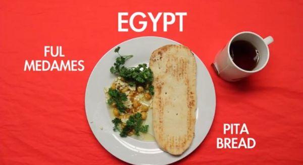 What Do People Around The World Eat For Breakfast Neatorama - Breakfast around world