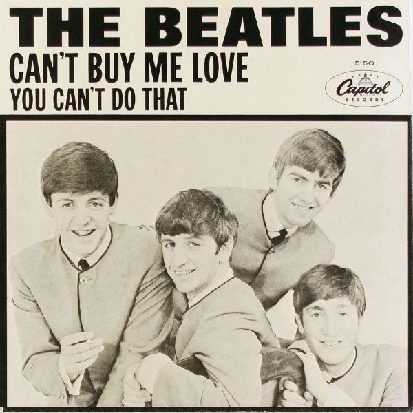 "Buy Me: ""Can't Buy Me Love"" By The Beatles"