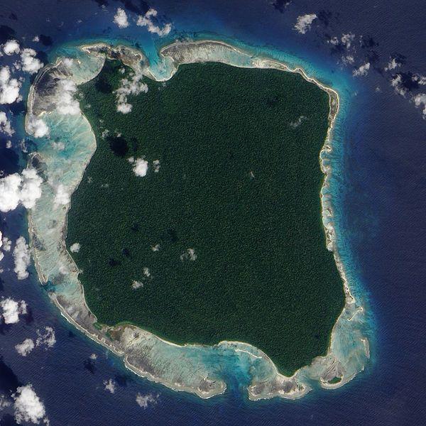 North Sentinel Island People
