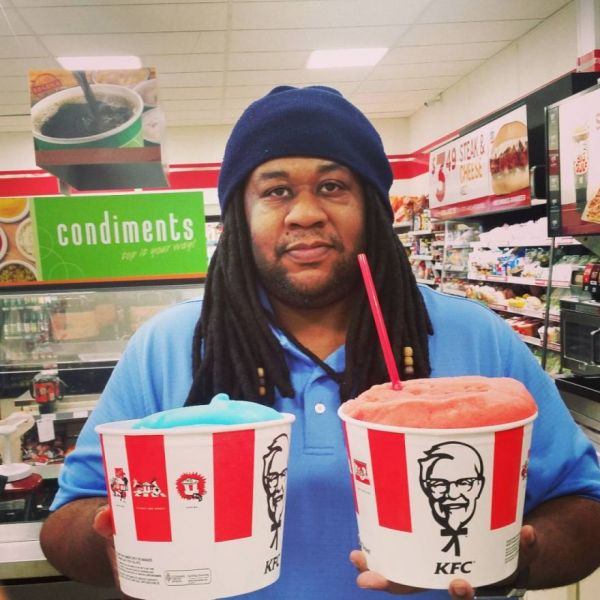 Crazy Photos From 7-Eleven's Bring Your Own Slurpee Cup Day