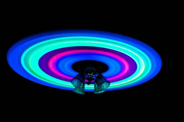 The Rings Of Saturn On Your Ceiling Neatorama